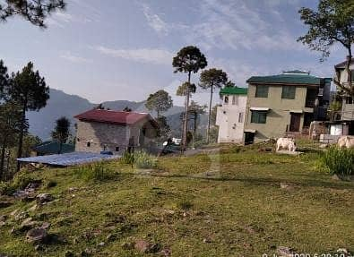5 Marla Plot For Sale Right On Main Murree Expressway