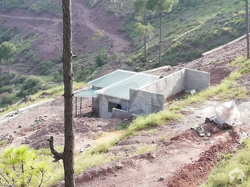 12 Marla Plot For Sale Right On Main Murree Expressway