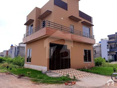 Corner 3 Marla Brand New Luxury House Available For Sale In Formanites Housing Scheme