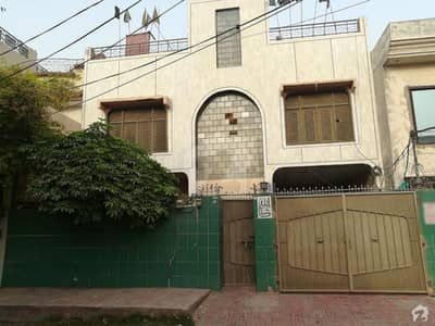 10 Marla House For Sale In Shah Rukn-e-Alam Colony