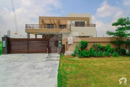 One Kanal Brand New 3 Bed Lower Portion House For Rent In DHA Phase 7