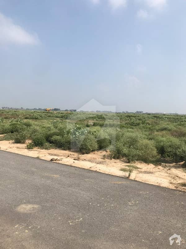 Back Of Main Road Carpeted Road Army Update 1 Kanal Plot No 171 For Sale In Dha Phase 9 Prism