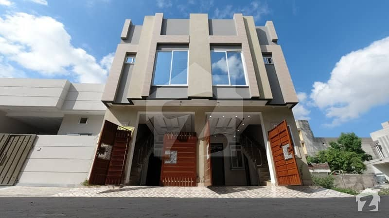 563 Square Feet  House For Sale In Punjab Cooperative Housing Society Hajvery Colony Lahore