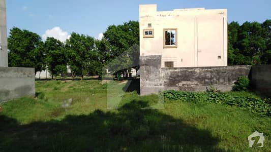 Residential Plot For Sale In Bahria Town - Overseas A Lahore
