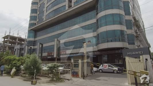 1st Floor Office Is Available For Sale In Jeff Heights Gulberg Lahore