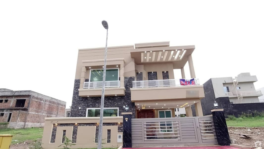 Brand New 10 Marla Double Storey House For Urgent Sale