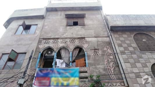 Semi Corner House Is Available For Sale In Hari Shah Road Mozang Lahore