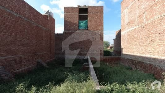 Residential Plot For Sale In Anwer Town Block - E Khana Kacha Multan Road Lahore