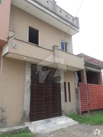 4 Marla House For Urgent Sale