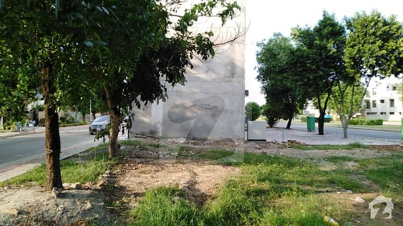Commercial Plot Is Available For Sale In Bahria Town - Overseas A Lahore