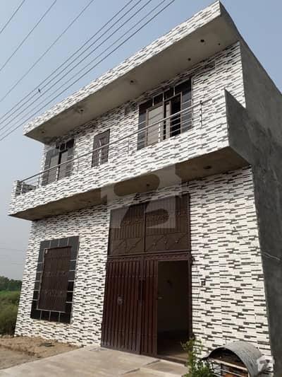 رانا ٹاؤن لاہور میں 5 کمروں کا 6 مرلہ مکان 50 لاکھ میں برائے فروخت۔