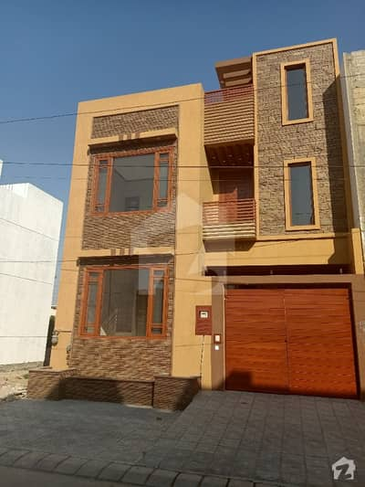 100 Sq Yards West Open Owner Built Brand New Bungalow In Prime Location Of Dha Phase 7 Extension Karachi