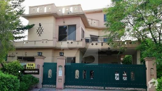 1 Kanal Lavish Lower 3 Beds Portion Near Jalal Sons Dha Phase 5