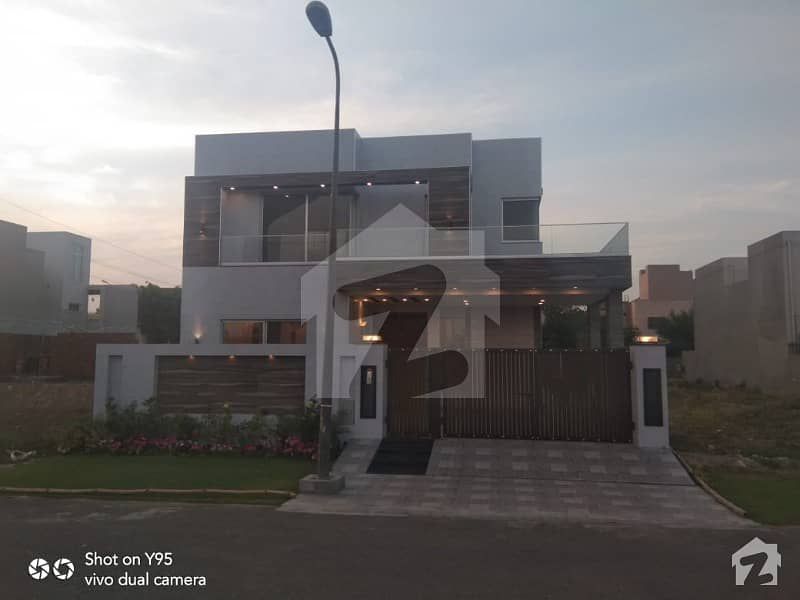 10 Marla Double Unit Brand New House For Sale In N Block Phase 8 Dha