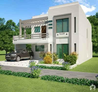 8 Marla Brand New House For Sale In Bahria Town Phase 8 Rafi Block