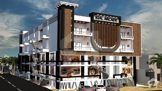 Flats For Sale In Sial Arcade