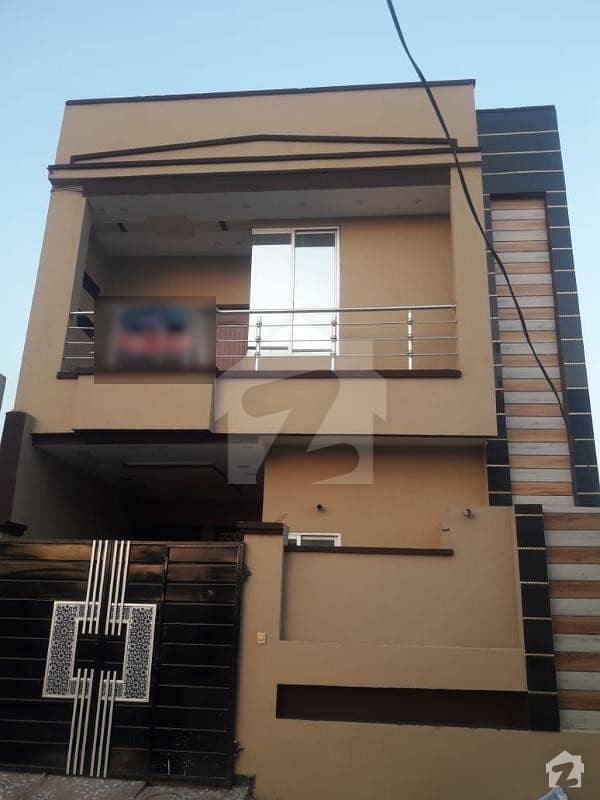 4 Marla Double Storey House For Sale In F Block