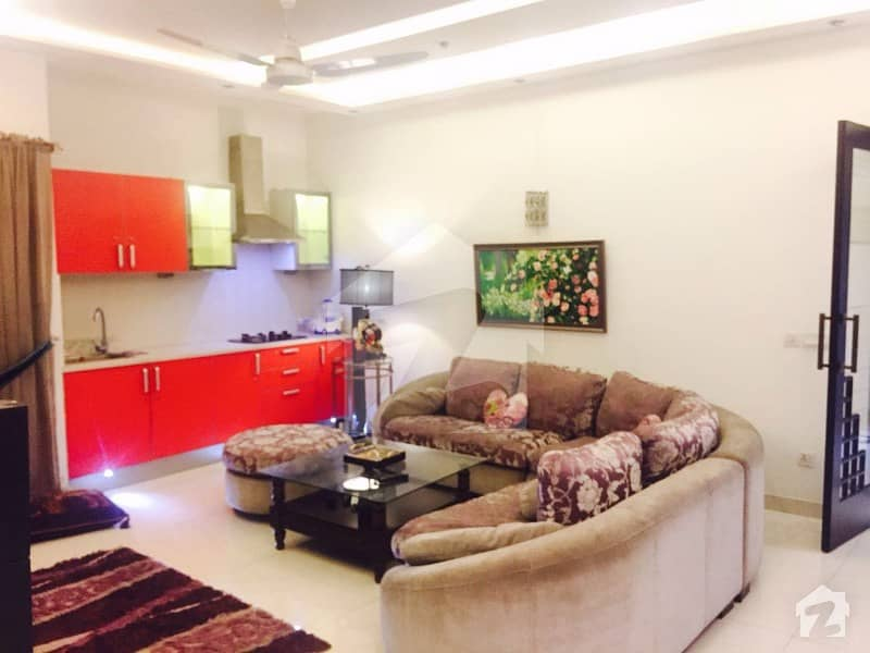10 Marla Fully Furnished Luxurious Bungalow Available For Rent In DHA Phase 4 Block GG Lahore