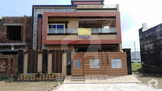 10 Marla Facing Park House For Sale In D Block Of Al Rehman Phase 2 Lahore