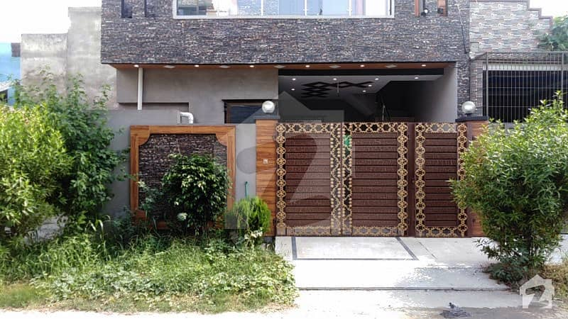 5 Marla Brand New House For Sale In J Block Of Al Rehman Phase 2 Lahore