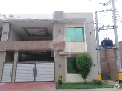 7 Marla House In Central Jhangi Wala Road For Sale