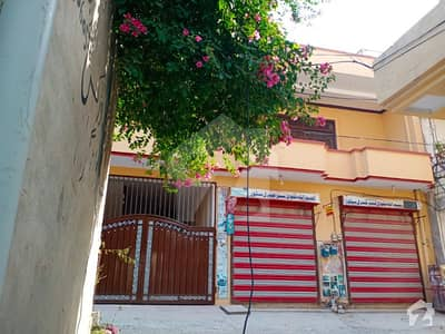 8 Marla Double Storey Almost New House For Sale