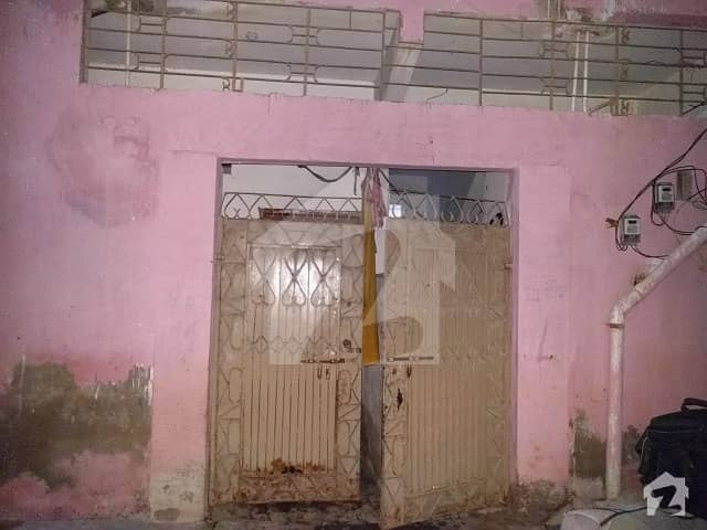 720  Square Feet House Up For Sale In Korangi