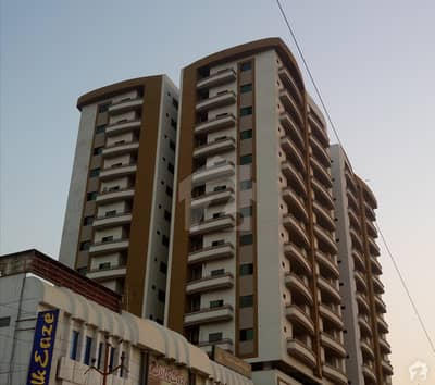 In North Nazimabad Flat Sized 1600  Square Feet For Rent