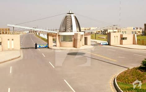 Best Location 4 Marla Commercial Plot For Sale Bahria Orchard