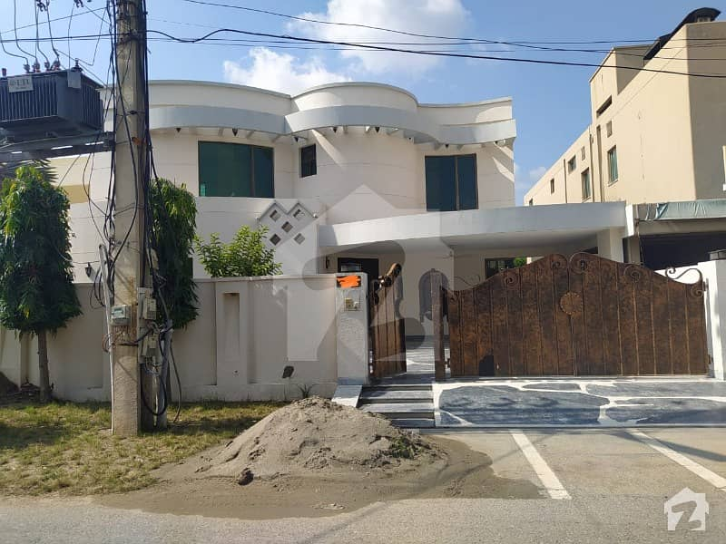 House For Sale In Dha Phase 3 Block W