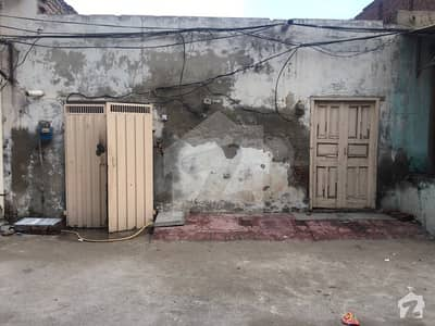 6 Marla House For Sale At Nishatabad