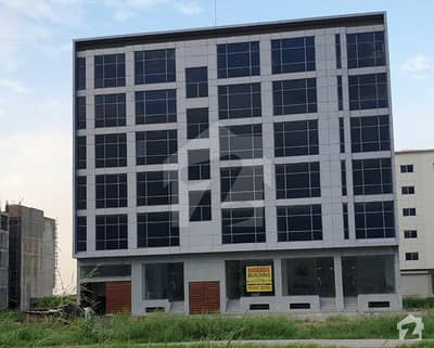 400 Yards Brand New Complete Building Available For Sale In Murtaza Commercial Dha Phase 8