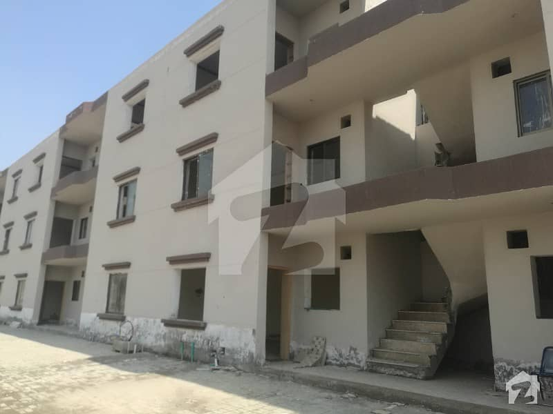 5 Marla Most Beautiful 2 Bed Flat For Sale In Block P