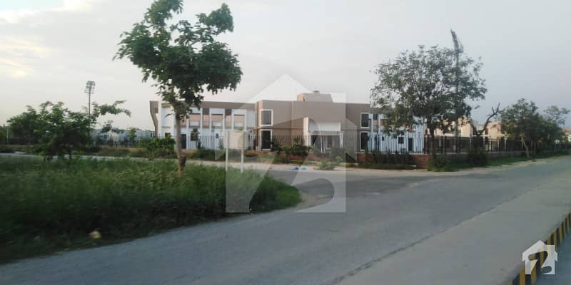 Low Budget 1 Kanal Possession Plot For Sale In D Block Phase 6 Dha Lahore