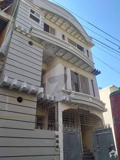 گلشنِ خداداد اسلام آباد میں 5 کمروں کا 5 مرلہ مکان 1.35 کروڑ میں برائے فروخت۔