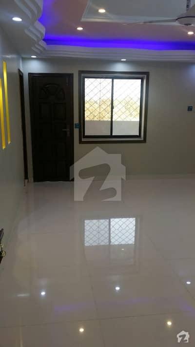 کلفٹن ۔ بلاک 5 کلفٹن کراچی میں 3 کمروں کا 9 مرلہ فلیٹ 2.8 کروڑ میں برائے فروخت۔