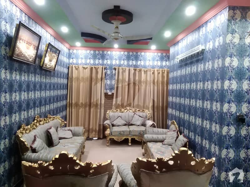 Triple Storey Beautiful And Stylish House For Sale In Premium Location