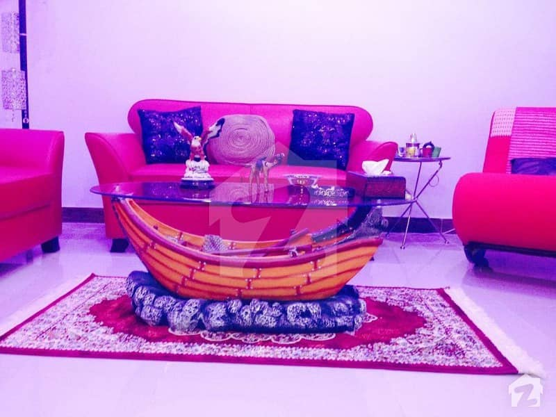 شانزیل گالف ریزڈینسیا جناح ایونیو کراچی میں 2 کمروں کا 5 مرلہ فلیٹ 97 لاکھ میں برائے فروخت۔