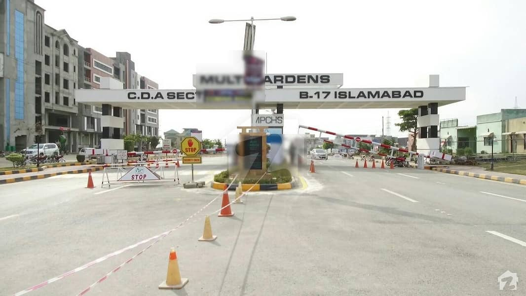 Main Double Road Corner 50x90 Block A Level Residential Plot Is Up For Sale