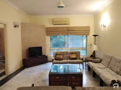 Diplomatic Enclave 2 Bed Apartment For Rent On Ground Floor