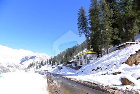 Ideal Location Grey Structure Plot Available For Sale In Naran