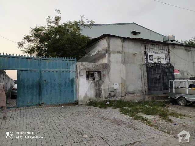 آئی ۔ 9/3 آئی ۔ 9 اسلام آباد میں 5 کنال عمارت 32 کروڑ میں برائے فروخت۔