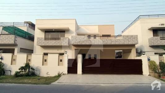 17 Marla Brand New Brigadier House For Sale In Askari 10 Sector F Lahore