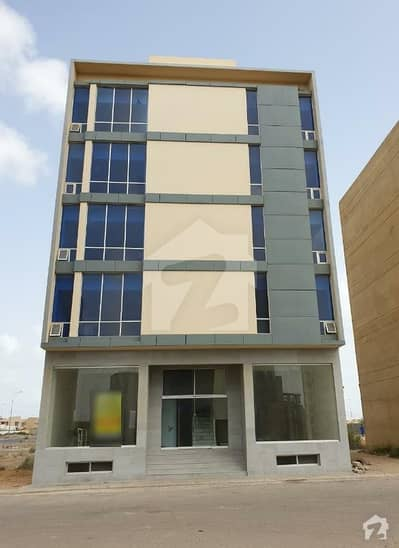 200 Yards Brand New Complete Building Available For Sale In Murtaza Commercial Dha Phase 8