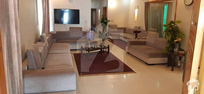 27 Marla Outclass Furnished Bungalow For Rent At Excellent Location