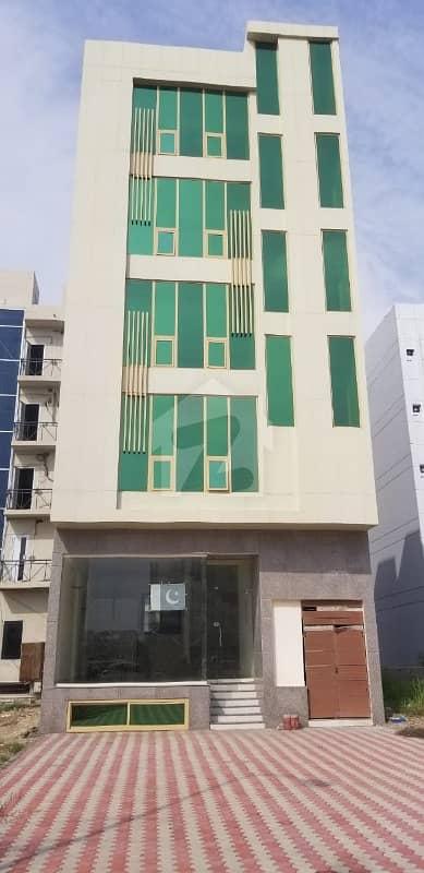 المرتضی کمرشل ایریا ڈی ایچ اے فیز 8 ڈی ایچ اے کراچی میں 4 مرلہ عمارت 23 کروڑ میں برائے فروخت۔