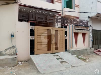 1125  Square Feet House For Sale In Beautiful Faisal Colony