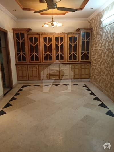 G 11 Real Pics 25x50 Upper Portion Marble Flooring Separate Meters Near Park
