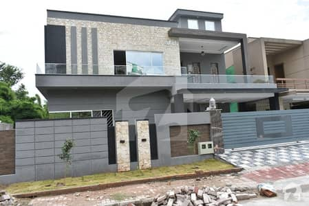 Bahria Town Phase 3 Brand New 1 Kanal House Outstanding Construction Corner Back Open Dem 50 Million