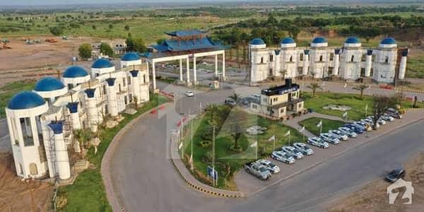 7 Marla Quality Plot File In Blue World City Islamabad Urgent Sale